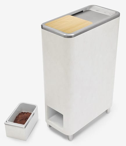 Eco-Friendly Food Recycler Waste Bin Composter